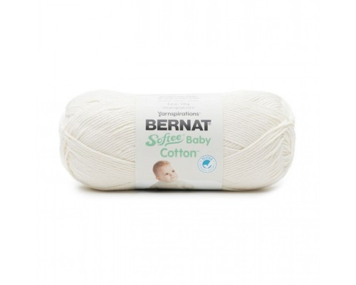 Bernat Softee Baby Cotton - ( 3 - Light, 120g )