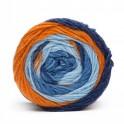 Bernat Softee Baby Stripes Yarn (3-Light ,120g )