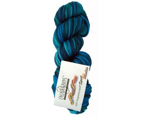 Cascade 220 Superwash Sport Multi ( 3-Light ,50g )