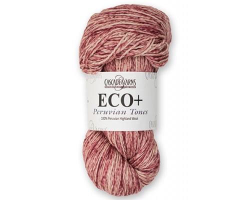 Cascade Eco + Peruvian Tones ( 5-Bulky ,250g )