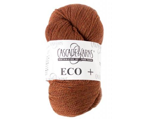 Cascade Eco Wool & Wool Heathers ( 5-Bulky ,250g )