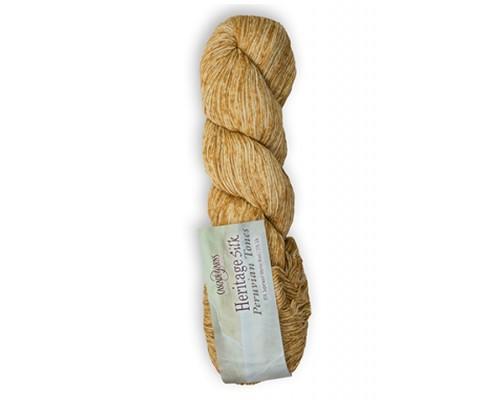 Cascade Heritage Silk Peruvian Tones ( 1-Super Fine ,100g )