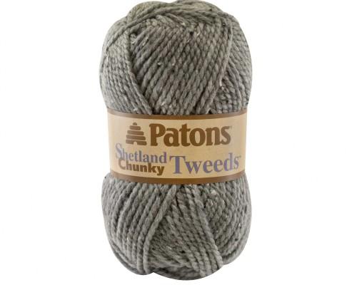 Patons Shetland Chunky Yarn (5 - Bulky, 100g/85g)