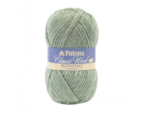 Patons Classic Wool Roving (5 - Bulky, 100g)
