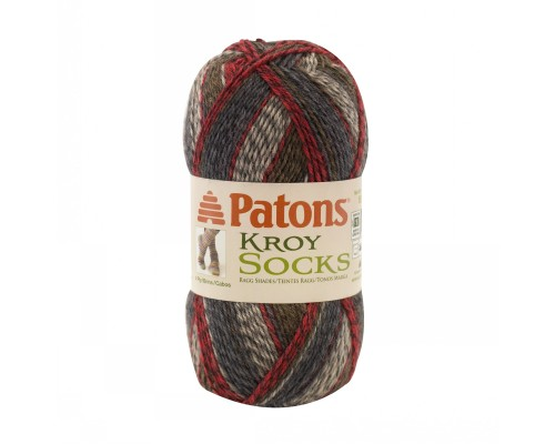 Patons Kroy Socks (1 - Super Fine, 50g ) - CLEARANCE