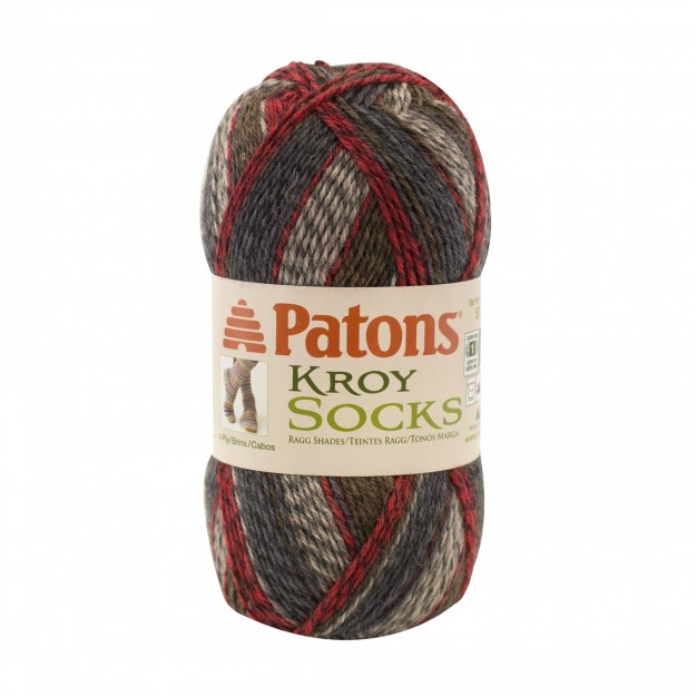 Patons Kroy Socks (1 - Super Fine, 50g )