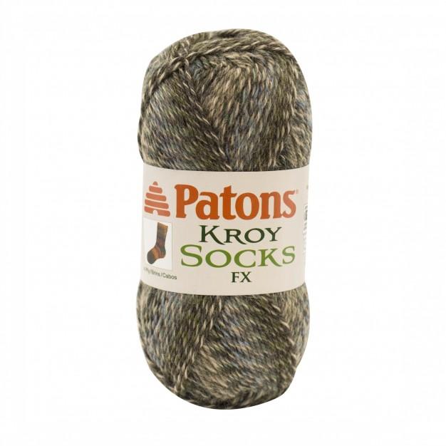 Patons Kroy Socks FX (1 - Super Fine, 50g )