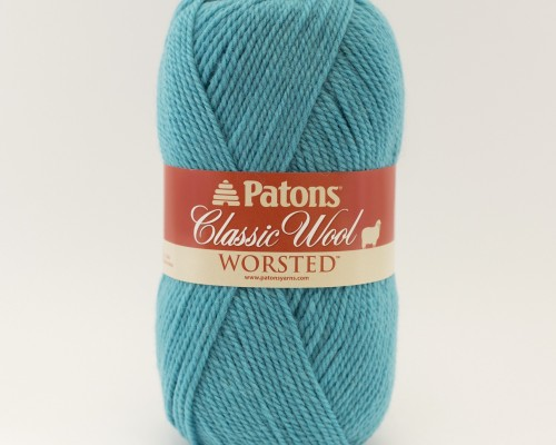 Patons Classic Wool Worsted ( 4 - Medium, 100g)