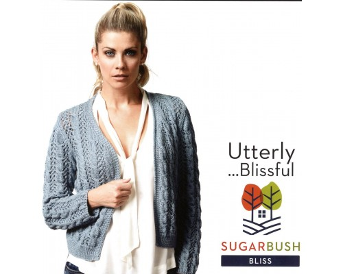 Sugar Bush Bliss Utterly Blissful Pattern Book