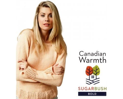 Sugar Bush Bold Canadian Warmth Pattern Book