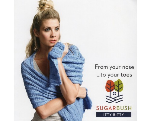 Sugar Bush Itty Bitty From Your Nose To Your Toe  Pattern Book