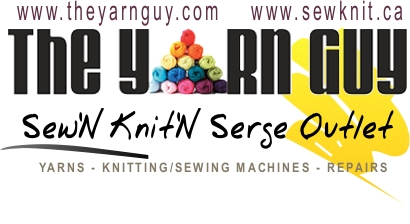 TheYarnGuy.com (Sew'n Knit'n Serge Outlet)